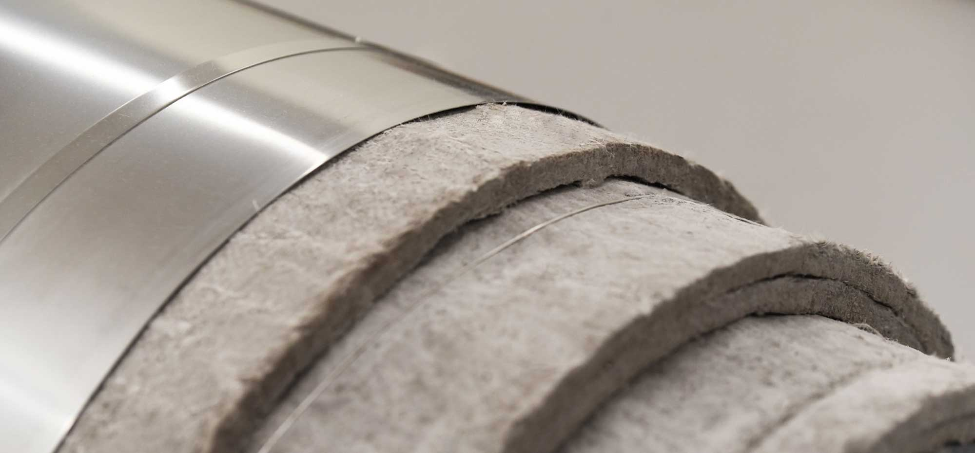 Aerogel | Composite Elements | Stadur Süd