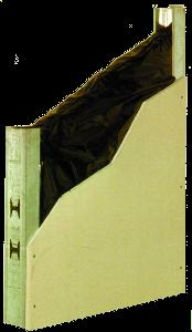 Einsatz im Ständerwandbau